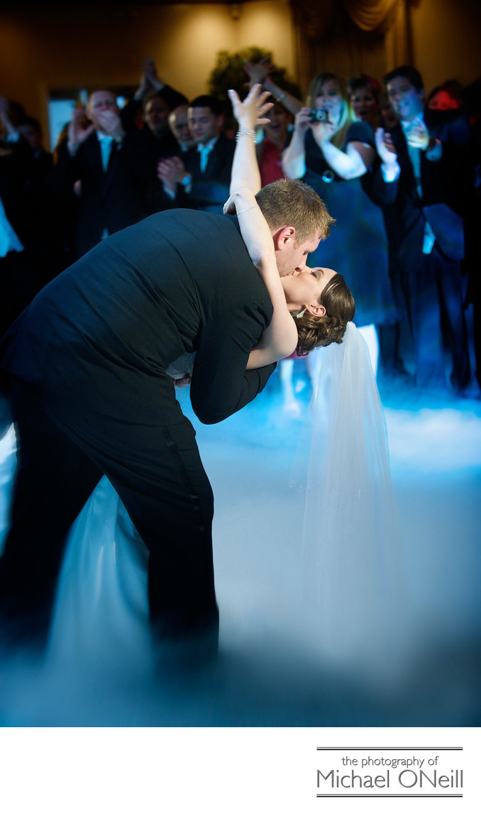 First Dance Wedding Picture deSeversky