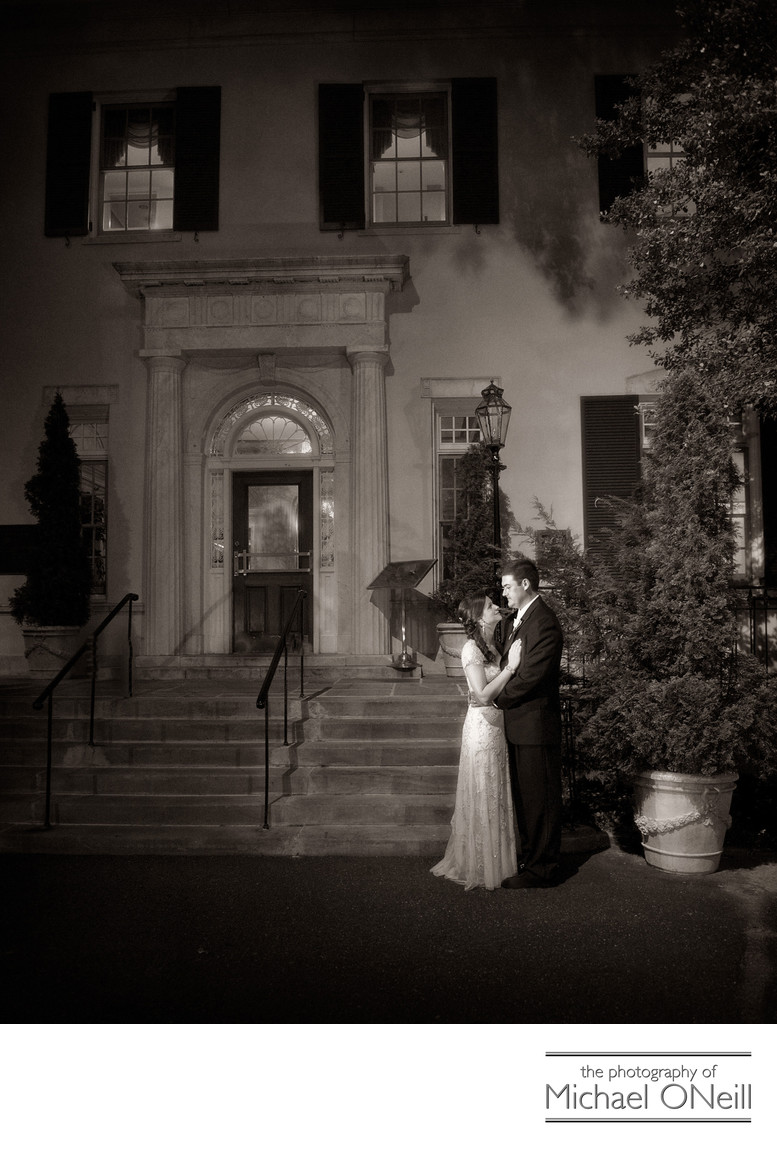 Great deSeversky Mansion Wedding Pictures