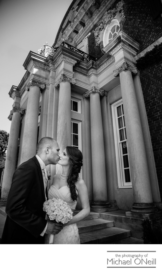 deSeversky Mansion Wedding Pictures