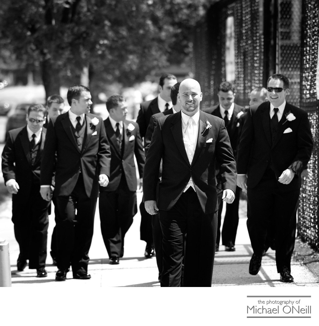 Long Island NYC Fun Wedding Pictures
