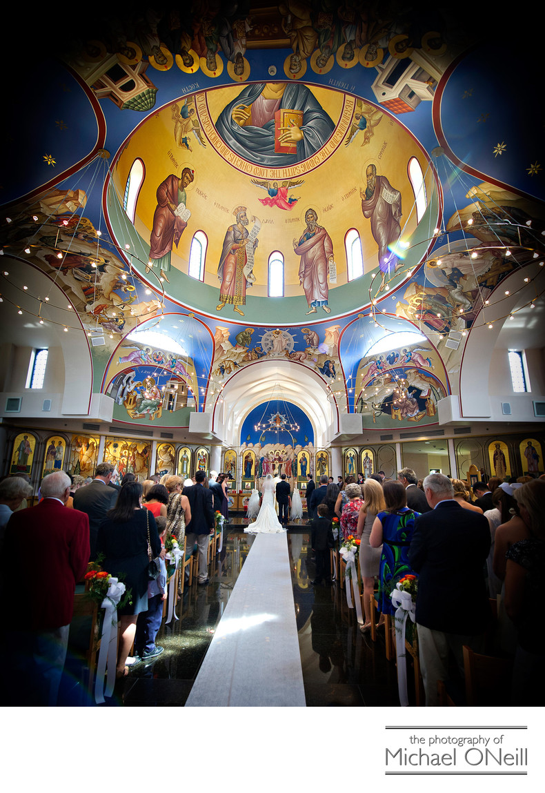 Greek Orthodox Weddings Long Island