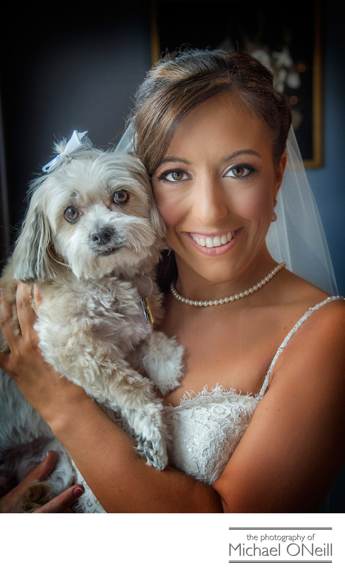 Best Long Island NYC Wedding Photos With Pets