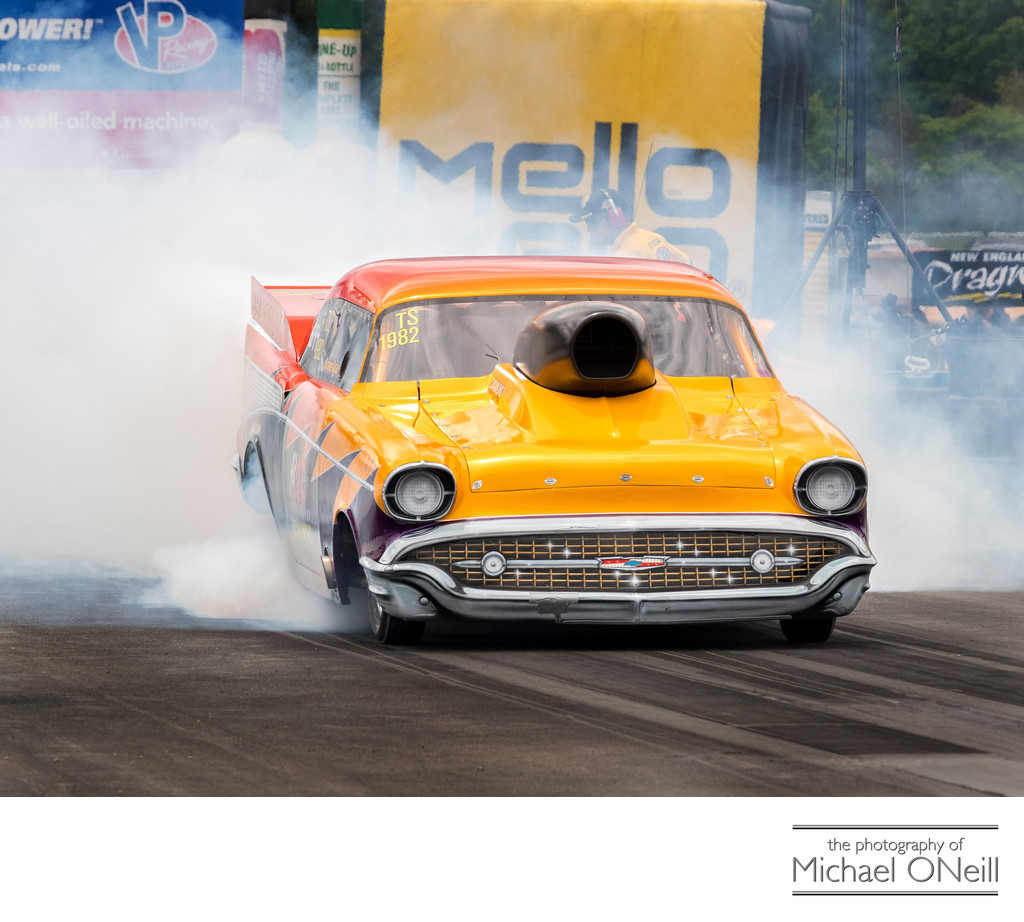 NHRA Mello Yello Assignment Stock Photographer Images