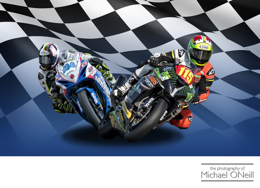 Motorcycle Racing Advertising Public Relations Photography