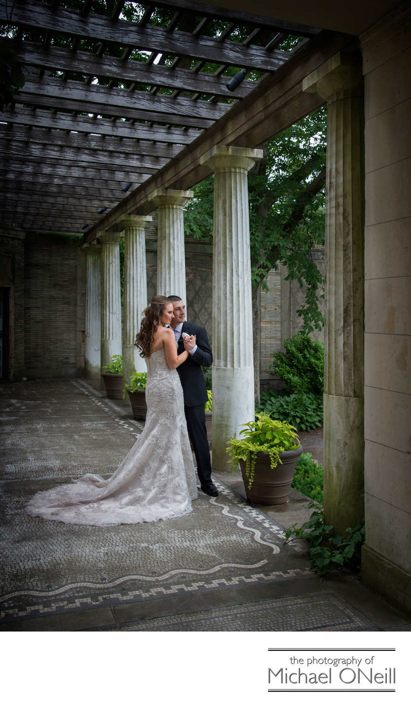 Untermyer Gardens Wedding Photographs NYC