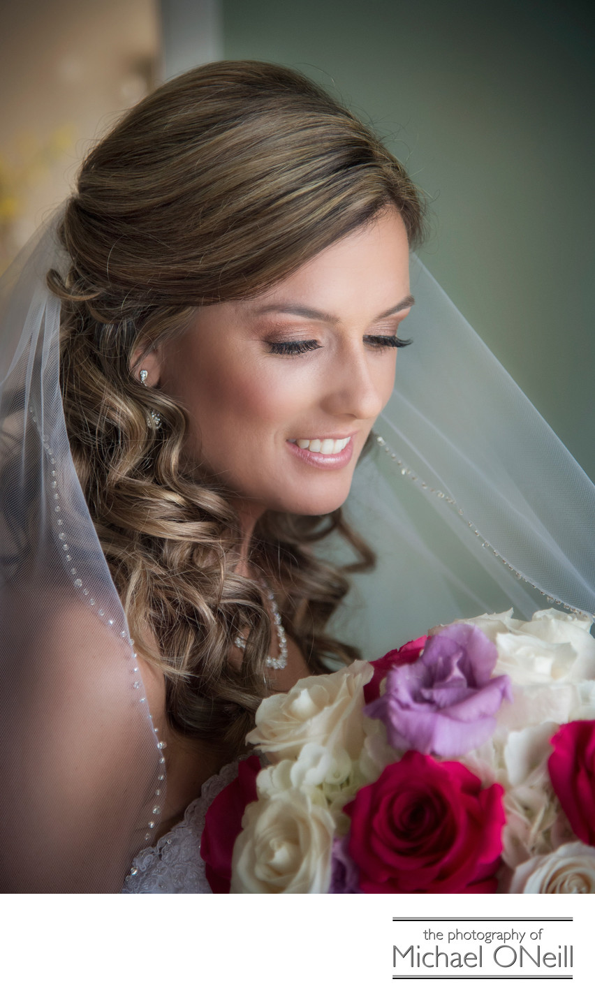 Beautiful Elegant Wedding Portraits Long Island NYC