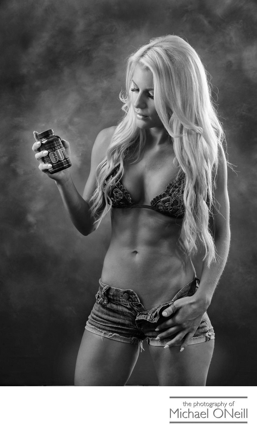 Female Bodybuilding Fitness Swimwear Model Photographer Long Island