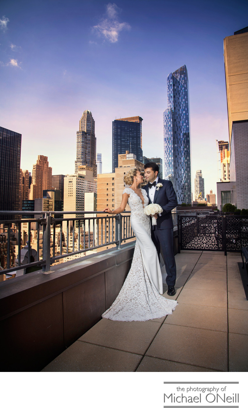 Plaza Hotel NYC Wedding Photographs