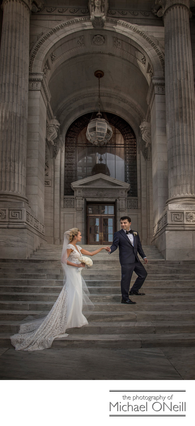 Great NYC Wedding Photography Locations