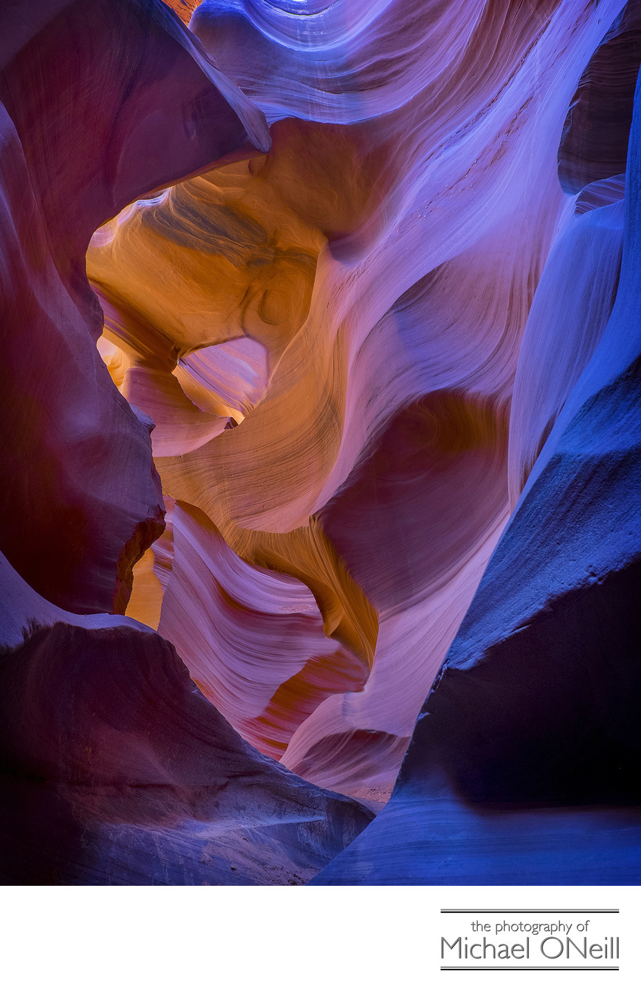 Lower Antelope Slot Canyon Arizona Fine Art Photography