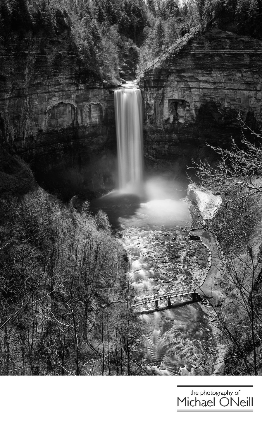 Taughannock Falls Finger Lakes Motorcycle Road Trip Pictures