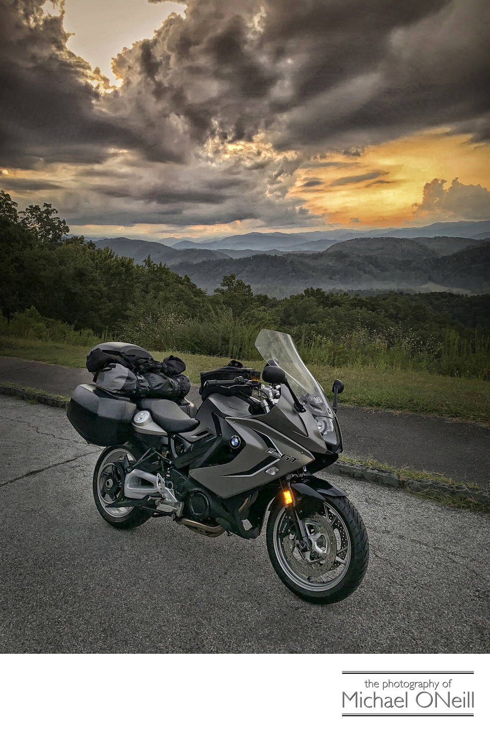 BMW Motorcycle Tour Great Smoky Mountains