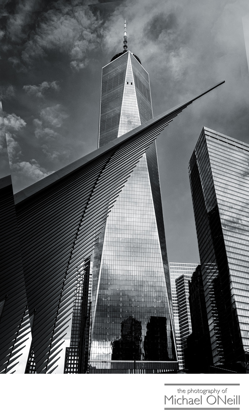 NYC Freedom Tower World Trade Center Photograph