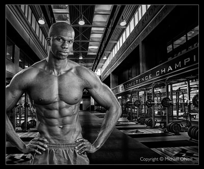 Fitness Modeling Portfolio Photography