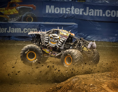 Monster Energy Series Racing Series Event Photographer