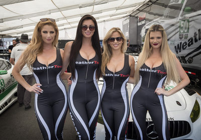 The Weathertech Girls IMSA Grand Prix Lime Rock Park