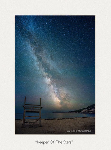 Milky Way Acadia National Park Photograph