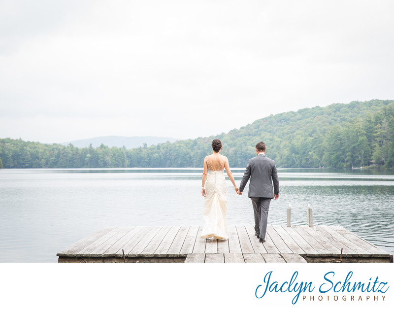 Crisanver House Lake Wedding VT