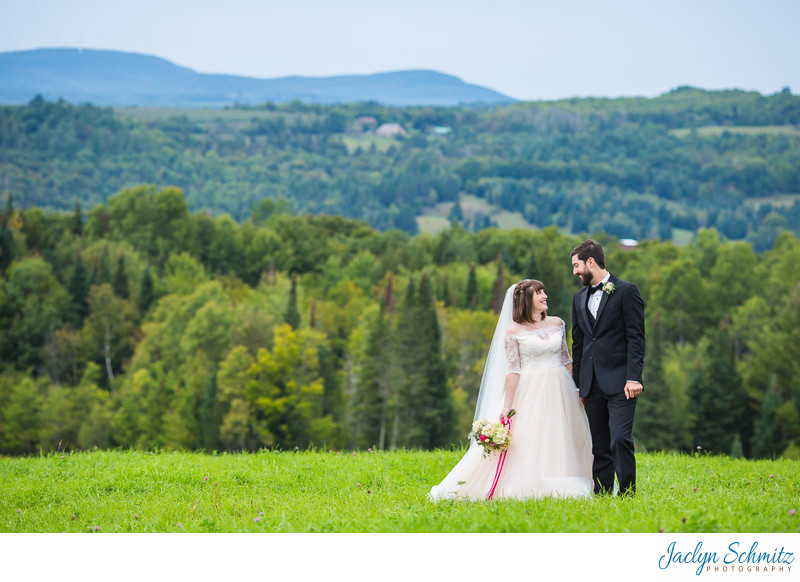 Inn at Mountainview Farm wedding photos
