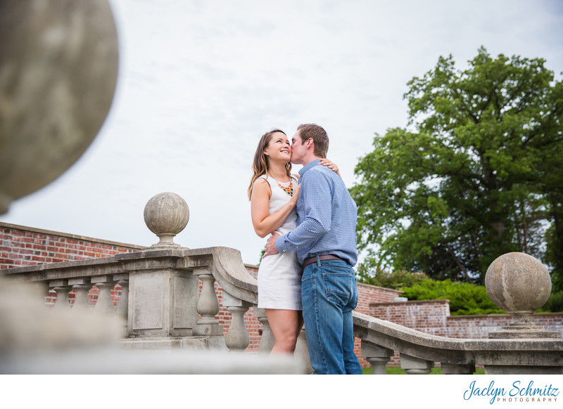 Grand Estate Engagement Session VT