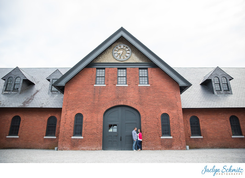 Shelburne Farms Engagement Session