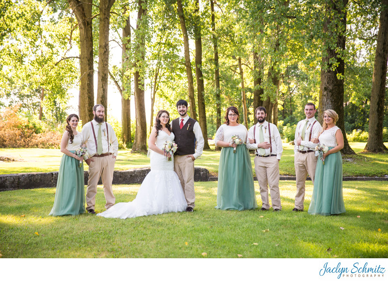 Swanton Historical Society wedding photo