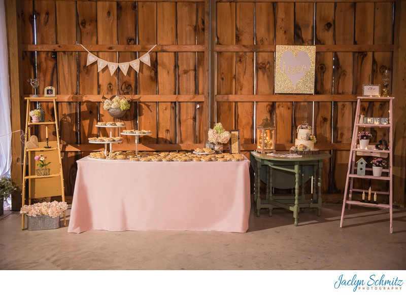 Barn wedding St. Albans VT