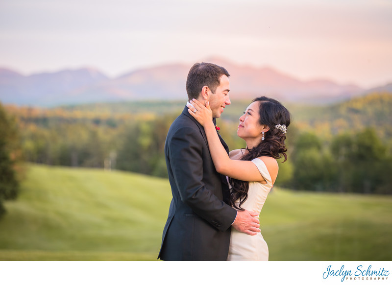 Sweet romantic wedding photography Indiana