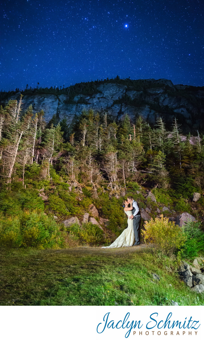 Stowe VT Wedding photographer
