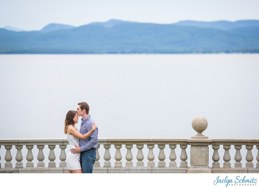 Engagement Session at Inn at Shelburne Farms