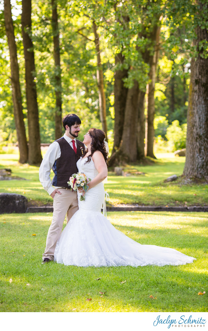 Swanton VT wedding photos