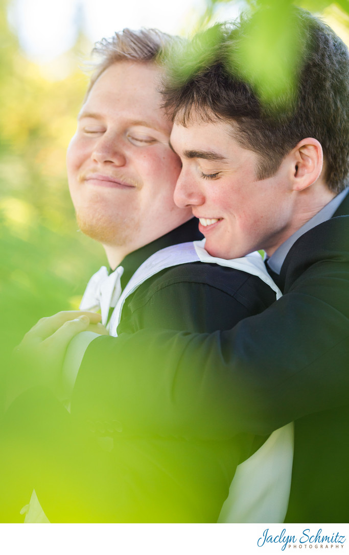 Vermont LGBTQ friendly wedding photographer