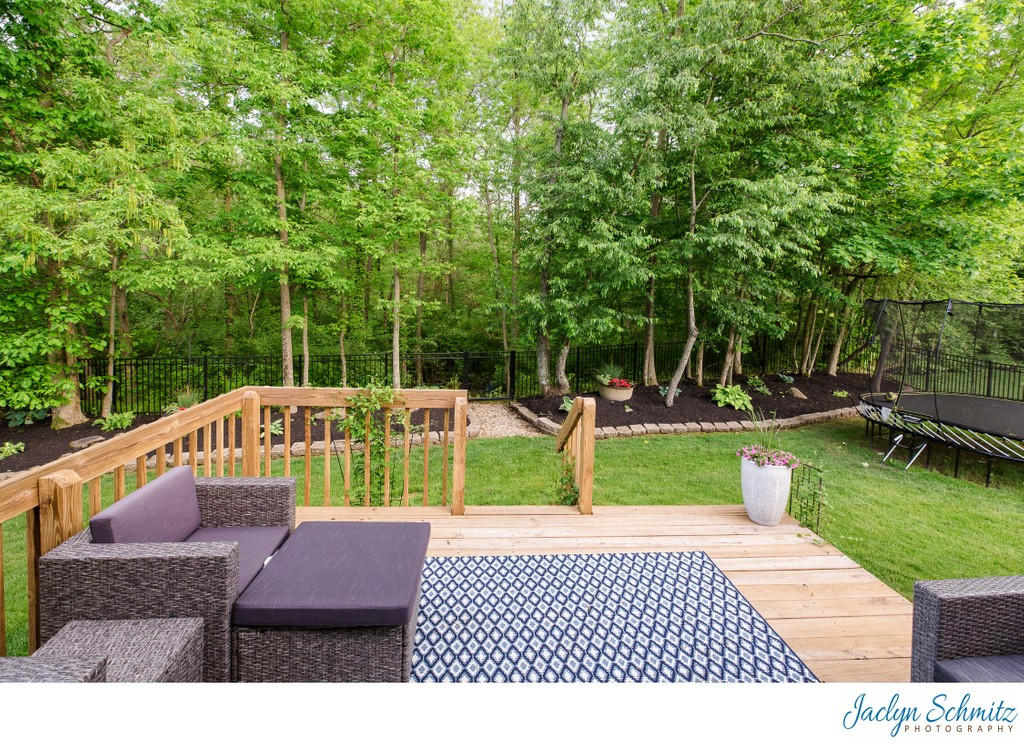 Nature preserve in your backyard home for sale