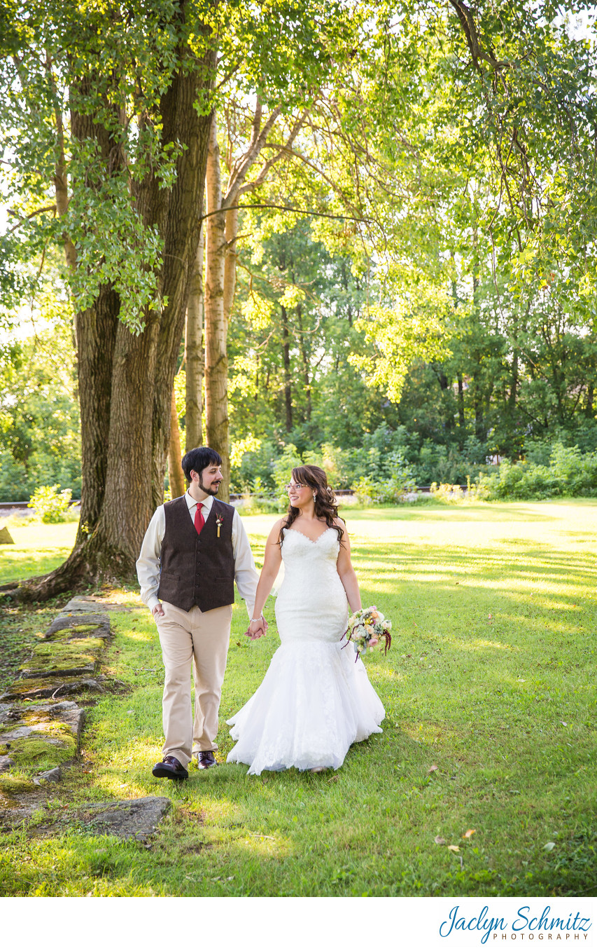 Highgate VT wedding portraits