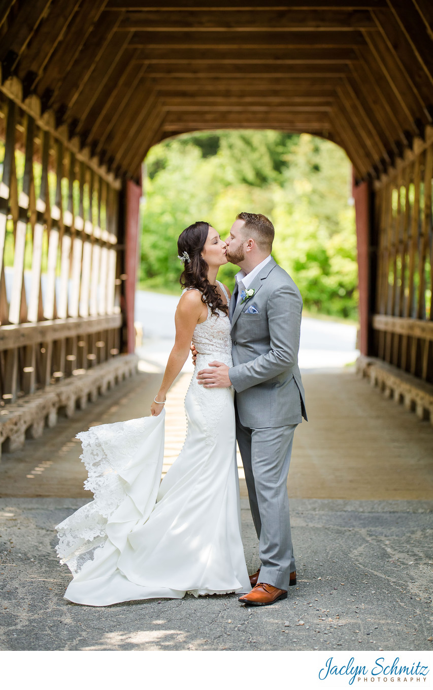 Stratton Mountain Ski Resort Wedding