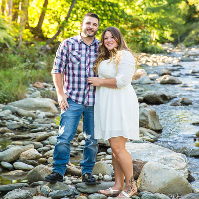 River Engagement Session VT