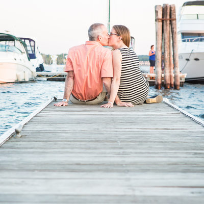 Burlington Waterfront Engagement Session