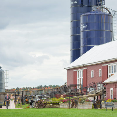 Boyden Farm Wedding Processional