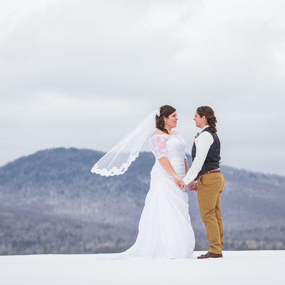 LGBTQ friendly VT wedding venue