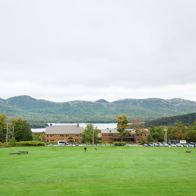 Mountain Top Inn in September