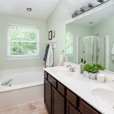 Master bathroom home for sale