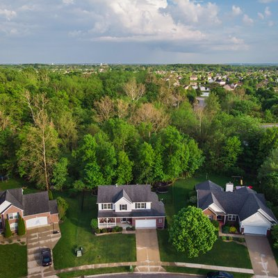 Drone Real Estate Photographer in Central Indiana