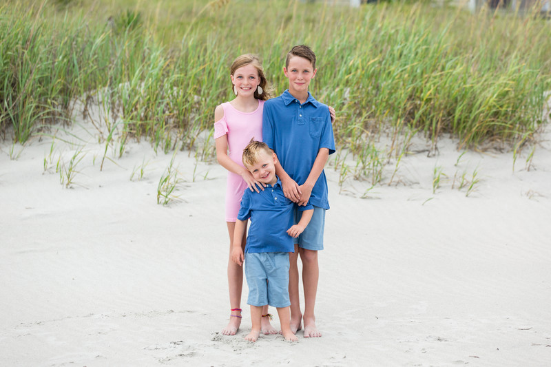Best Topsail Island Family Photographers