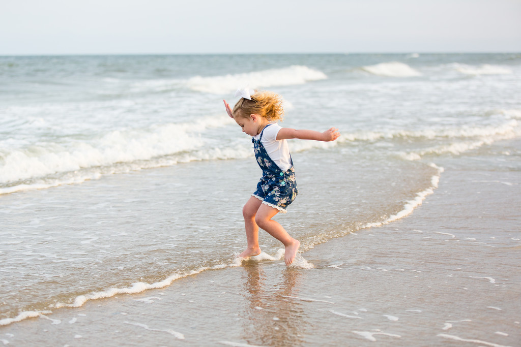 Kids Fun Photos Topsail Beach