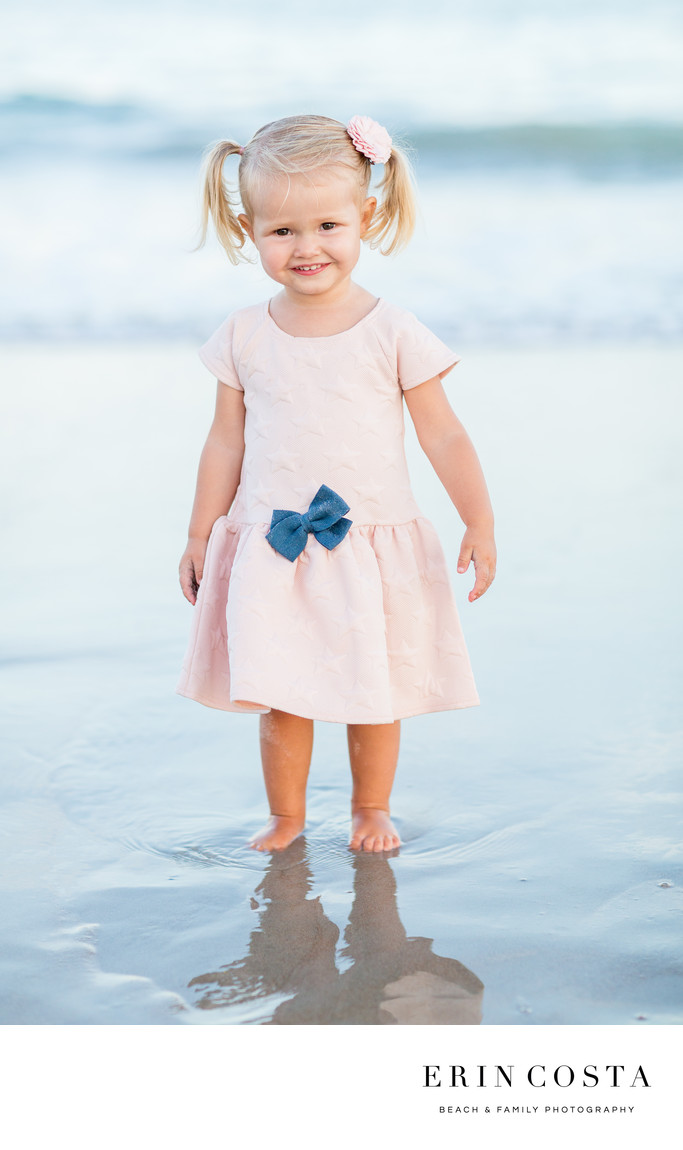 Adorable Kids Portraits Topsail Beach