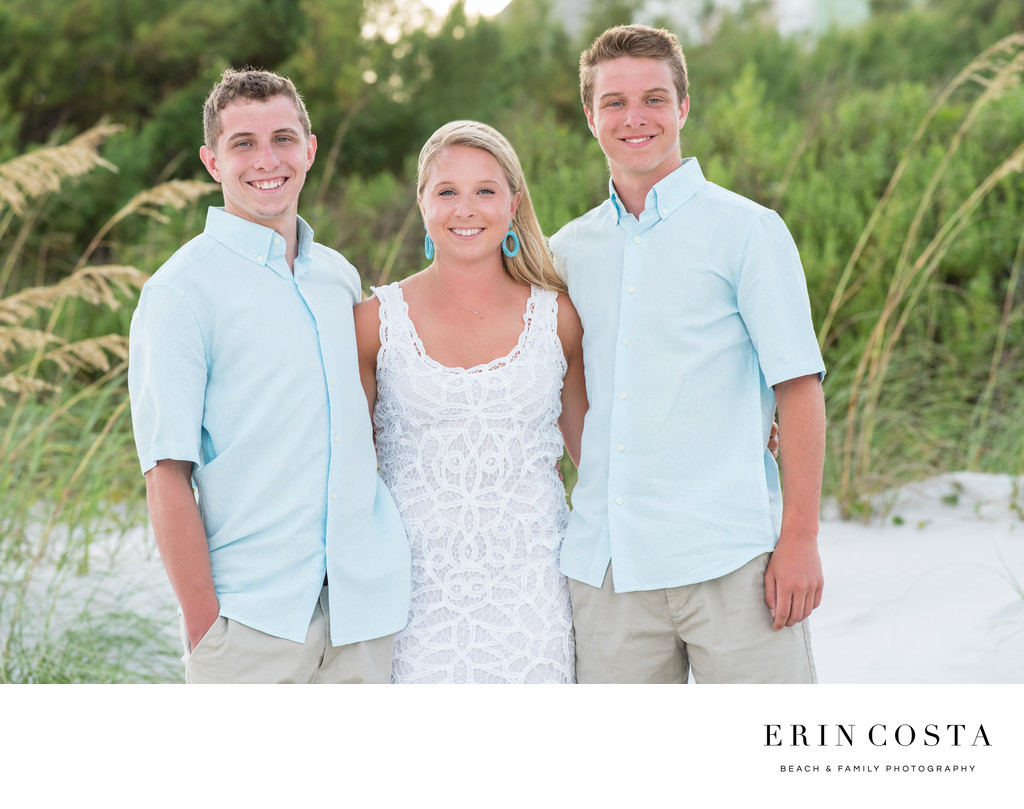 Topsail Family Pictures