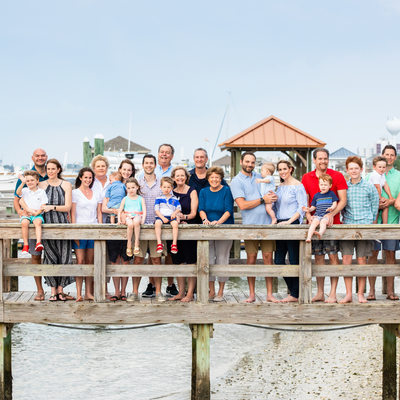 Wrightsville Beach Family Photographers