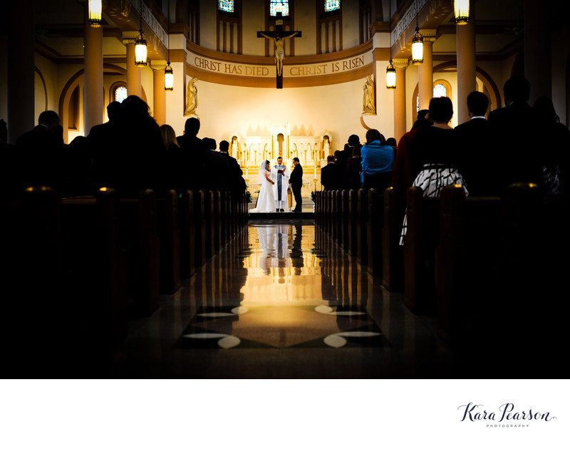 Wedding Ceremony In Washington D.C.