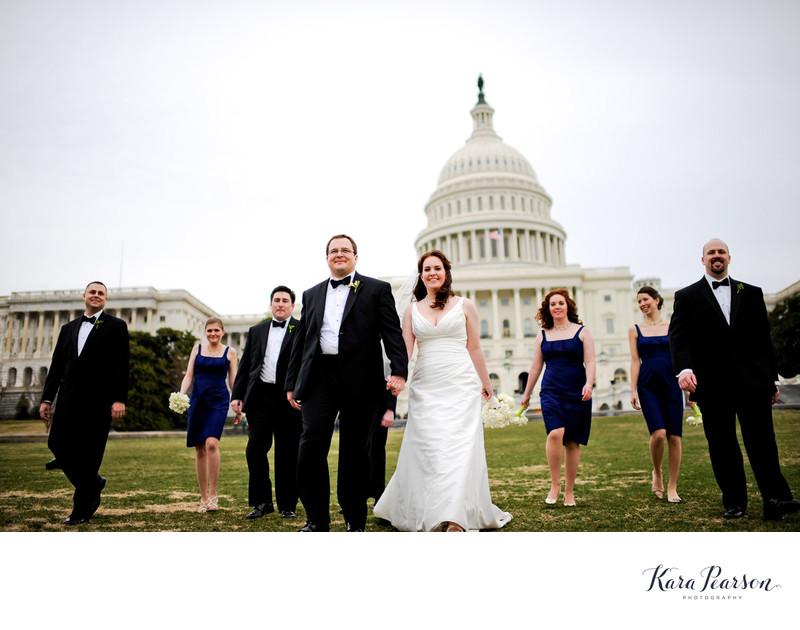 Washington D.C. Wedding Ceremony