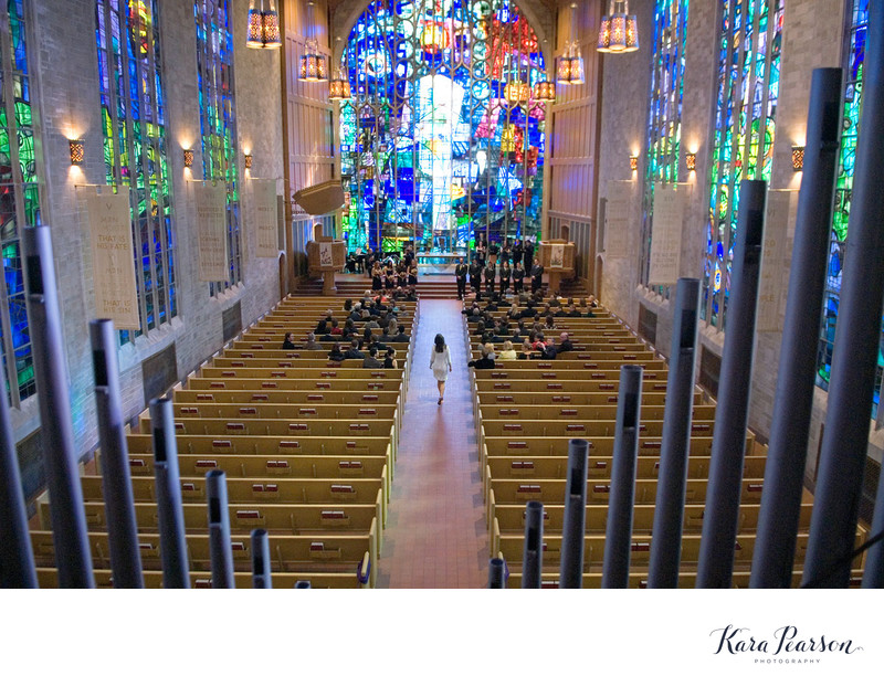 Northwestern University Wedding Ceremony